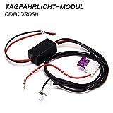 PLC020 CE/FCC/ROSH Auto Led Tagfahrlicht Steuergerät Modul Controller Steuermodul On/Off 5A 12V