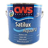 Satilux AquaPU Buntlack matt abgetönt Anthrazitgrau RAL 7016 2,5l