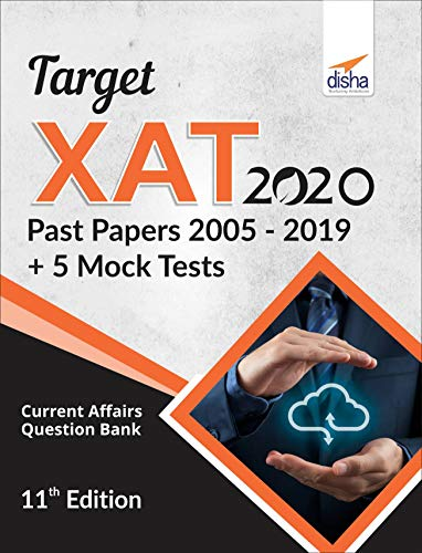 Target XAT 2020 (Past Papers 2005 - 2019 + 5 Mock Tests)