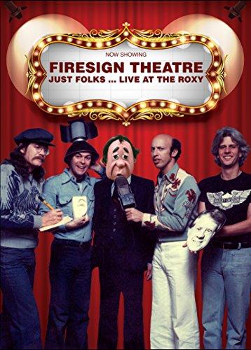 Firesign Theatre - Just Folks: L...