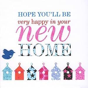 Claire giles sherbet sundaes biglietto di auguri per nuova casa cancelleria e - Auguri divertenti per la casa nuova ...