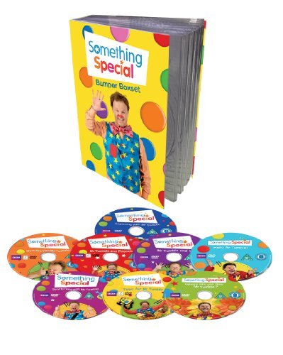 Image of Something Special - Bumper Box Set [DVD]