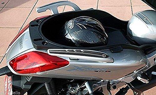 2 Adh/ésifs 3d Gel Protections Lat/éral Compatible Moto Kawasaki Versys 1000