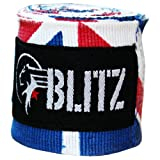 Blitz Hand Wraps - Union Jack, 120 Inch - Best Reviews Guide