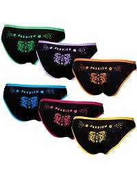 Softskin Women's Bikini Panties (Pack of 6)