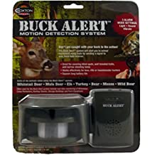 Buck Alert Motion Detector Set System by Hunting Gear Brands - Other