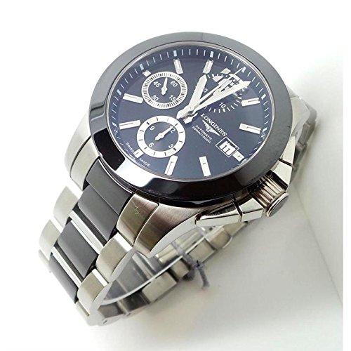 reloj-longines-conquest-l36614567-automatico-ceramica-quandrante-negro-correa-ceramica
