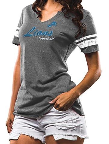 Detroit Lions Women's Majestic NFL
