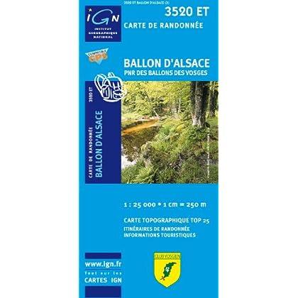3520ET BALLON D'ALSACE