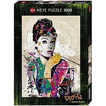 Risultati immagini per hepburn puzzle