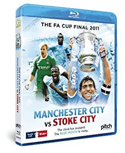 The Official FA Cup Final 2011 [Blu-ray] [Region Free]