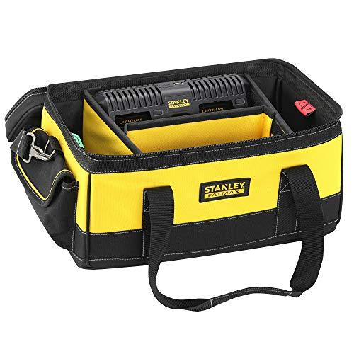 SANLEY FATMAX FMCB100B-QW - Bolsa Cargador baterías