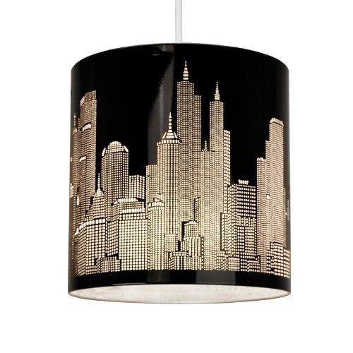 minisun-easi-lite-abat-jour-abats-jour-pour-suspension-retro-gratte-ciel-de-new-york-tambour-en-noir