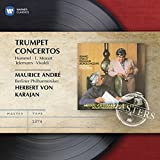 Concertos pour trompette de Hummell, Telemann, Vivaldi, Leopold Mozart