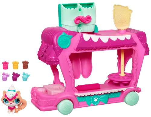 Imagen principal de Littlest Petshop - Camión de dulces (Hasbro A1356E24)