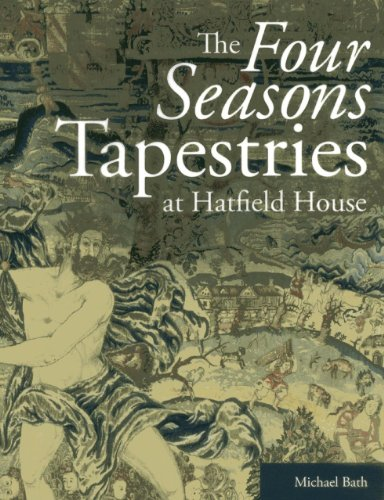 Four Kostüm Seasons - The Four Seasons Tapestries at Hatfield House