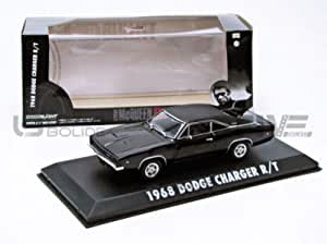 Greenlight Collectibles 86432 Dodge Chager 1968 Bullit Maßstab 1 43 Spielzeug