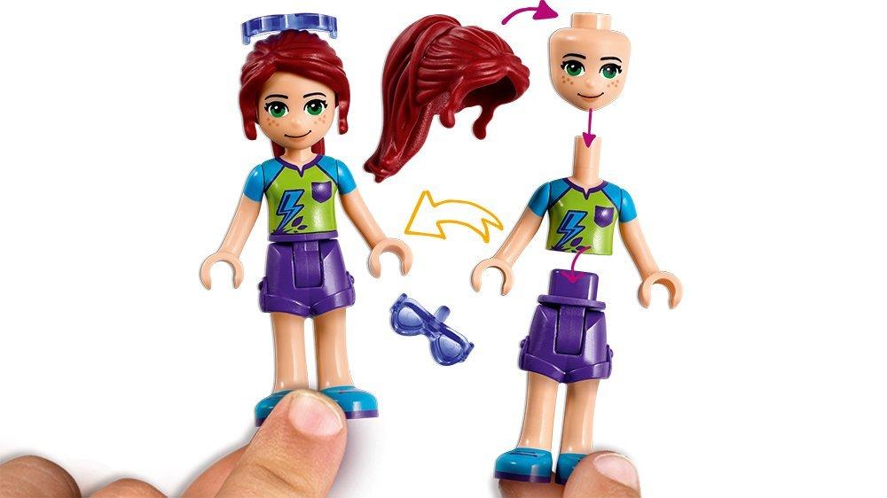 LEGO-Friends La Cameretta di Mia, Multicolore, 41327 5 spesavip