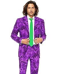 The Joker Opposuit Disfraz Standard XXL