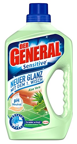 Der General Sensitive Aloe Vera, Allzweckreiniger, (1 x 750 ml)