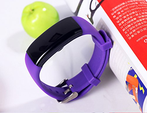d46bcae2f59a teamyo D21 Smat banda Heart Rate Monitor Smart pulsera reloj Fitness  Tracker impermeable reloj SmartBand para