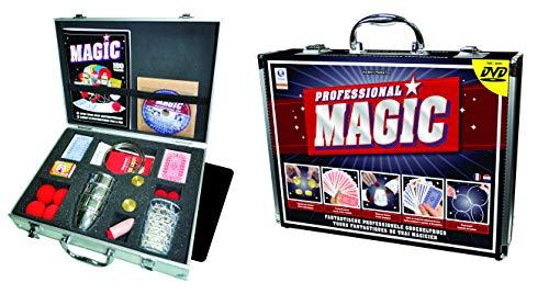 Smir Professional Magic-malette ALU, 4502, Gris