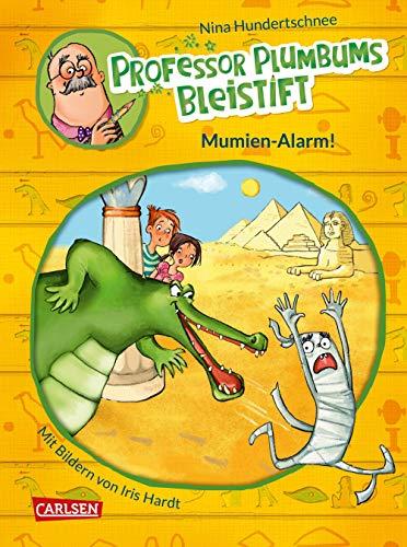 Professor Plumbums Bleistift - Mumien-Alarm Bd. 1