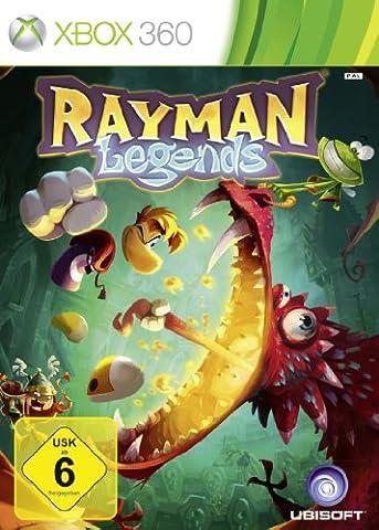 Rayman Legends - [Xbox
