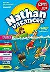 Cahier de Vacances 2019 du CM1 vers le CM2 - Nathan Vacances - 9/10 ANS