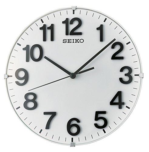 Seiko Reloj de Pared plástico baycliffe QXA656W