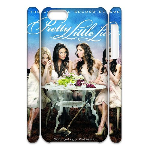 LP-LG Phone Case Of Pretty Little Liars For Iphone 4/4s [Pattern-6] Pattern-3