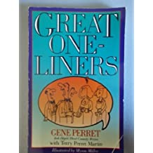 Great One-Liners by Gene Perret (1992-08-02)