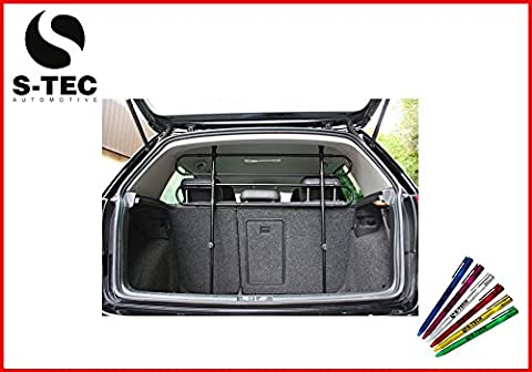 TOYOTA CAMRY SALOON 96-01 - S-tech Tubular Dog Guard |