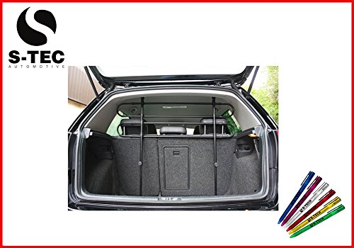 cadillac-sts-s-tech-tubular-dog-guard-pet-car-barrier-heavy-duty-durable-free-s-tech-pen