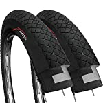 51znfo1t5LL. SS150 Fincci Coppia 20 x 1,95 Pollici 53-406 Pneumatici Copertone per BMX o Bambini Bici Bicicletta (Confezione da 2)