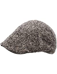 Stetson - Flatcap Herren Texas Donegal - Size M - marron-471 4dd5f261b87d