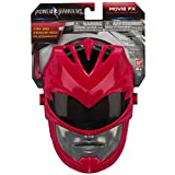 Power Rangers 42525 Movie Red Ranger Sound Effects Mask