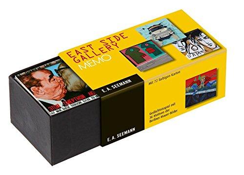 East Side Gallery. Memo: Gedächtnisspiel mit Motiven der Berliner Mauer-Bilder