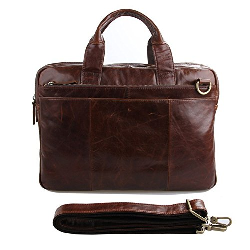 DRF Borsa a tracolla in Pelle vintage messenger borsa per Viaggio SKU: BG-71 (1)