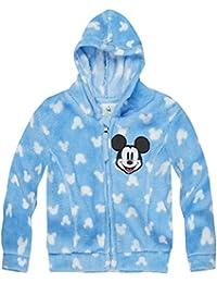 Disney Mickey Babies Veste polaire toucher doux 2016 Collection - bleu
