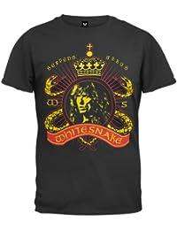Old Glory - Whitesnake - Mens Coverdale Crest T-shirt