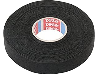 Tesa 51608-00009-00 - Cinta Aislante de algodón (15 mm x 25 m), Color Negro (B0029XY3UE)   Amazon Products