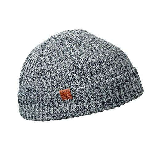 MB Fischkutter Beanie Urban Beanie Hat in 4 warmen Farben (Grau)