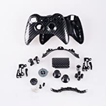 Xbox 360® Carcasa para Wireless Controller–Carbono Plata