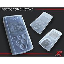 Custodia in silicone per telecomando Déus XPlorer Xp Metal Detector Metaldetector