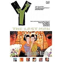 Y - The Last Man, Bd. 8: Japanische Nächte