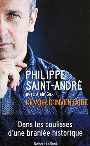 Devoir d'inventaire par Philippe SAINT-ANDRÉ