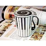 Tasse Mug Avec Couvercle: Clavier