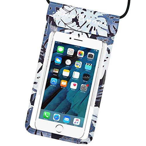 Zoom IMG-1 chicmoda pelle custodia impermeabile cellulare