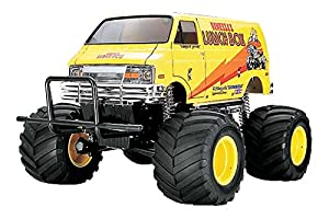 Tamiya Lunch Box - Radio-Controlled (RC) Land Vehicles (Cochecito de Juguete)